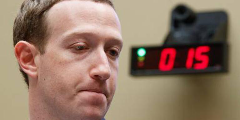 'Toch livestream bij gesprek met Zuckerberg'