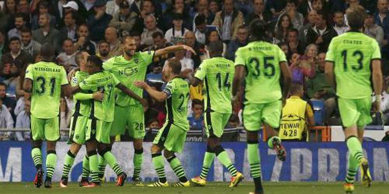 Sporting met Dost en Zeegelaar tegen Real