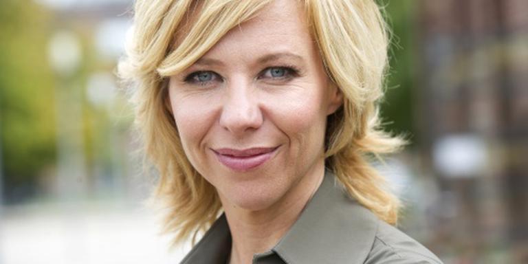 Claudia de Breij getrouwd op Schiermonnikoog