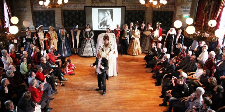 Foto-serie: Schotse kostuum in Assen