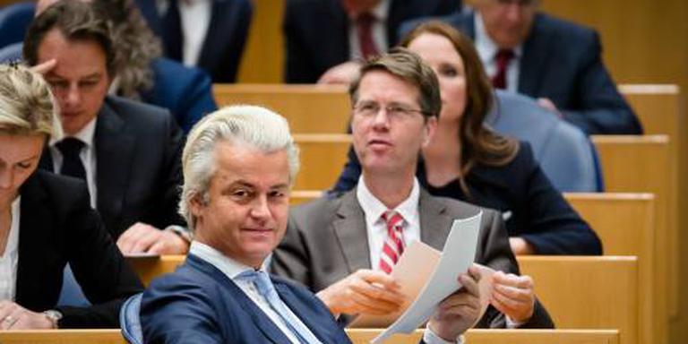 Geert Wilders krijgt woensdag laatste woord