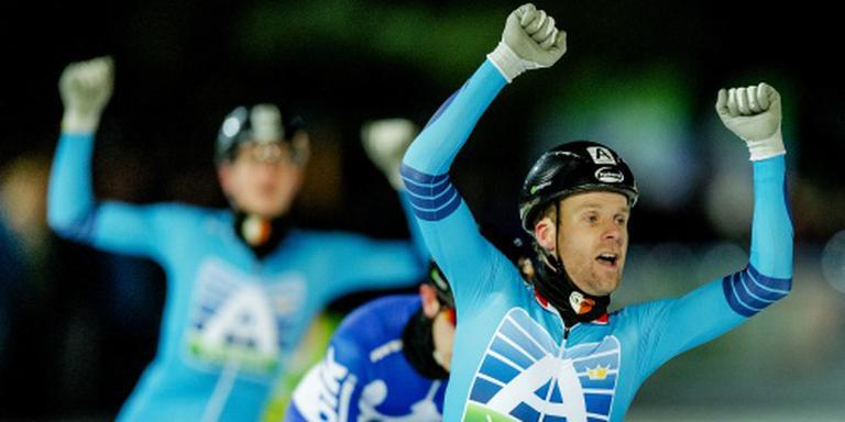 Stroetinga pakt zesde marathontitel