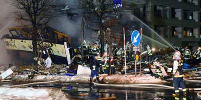 Tientallen gewonden na explosie in restaurant