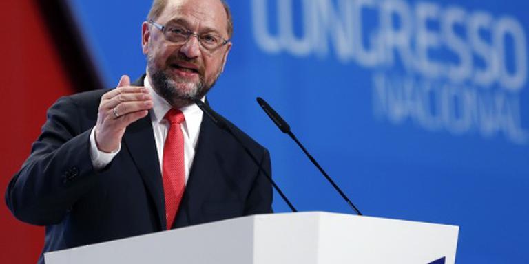 Schulz gelooft niet in kettingreactie