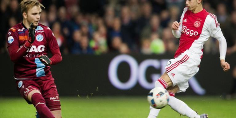 Keeper Jurjus van De Graafschap naar PSV