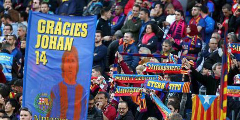 Barcelona wil permanent eerbetoon Cruijff