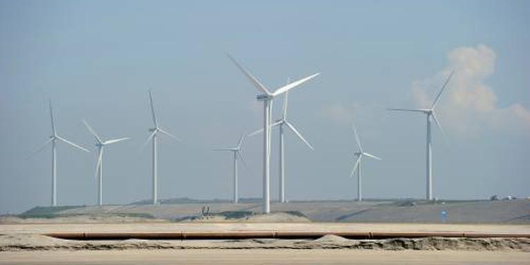 Grootste windturbine ter wereld in Rotterdam