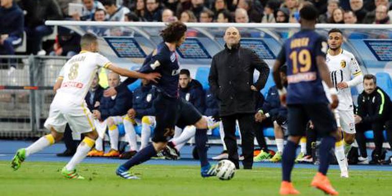'Lille ontslaat trainer Antonetti'