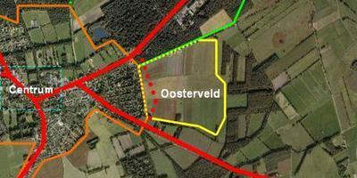 Het uitbreidingsplan Oosterveld in Norg gaat eind dit jaar van start.