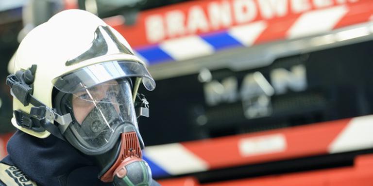 Grote brand in caravanstalling Nieuwerkerk