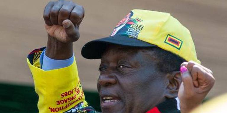 Tweederdemeerderheid voor ZANU-PF in Zimbabwe
