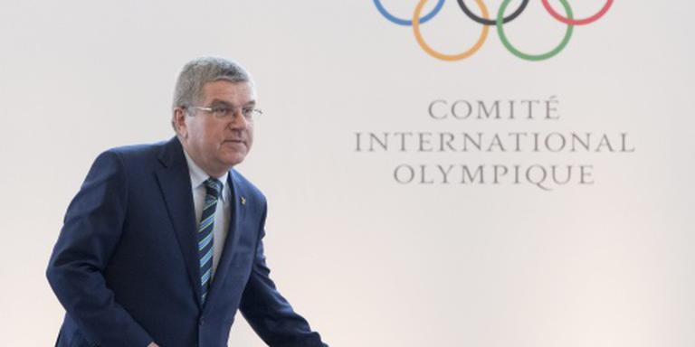 IOC: nog geen besluit over schorsing Rusland