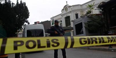 Personeel Saudisch consulaat Istanbul gehoord