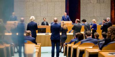 Kamer debatteert nog niet over 'Utrecht'