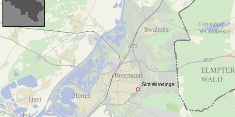 Gaslek Roermond verholpen