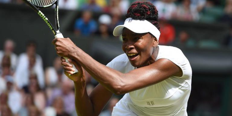 Venus Williams op voor vijftigste titel