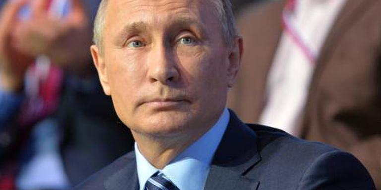 Poetin tekent nieuwe dopingwet