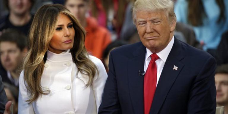 Gekrenkte Melania Trump vergeeft haar man