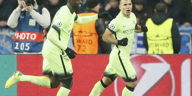 Manchester City op weg naar primeur in CL