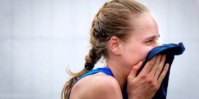 Blaren verpesten marathondebuut Vastenburg