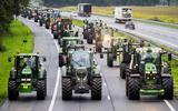Nieuw protest boeren: 'Grote actie ergens in de Randstad'