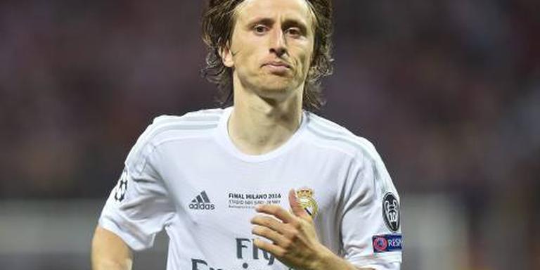 Modric verlengt bij Real Madrid