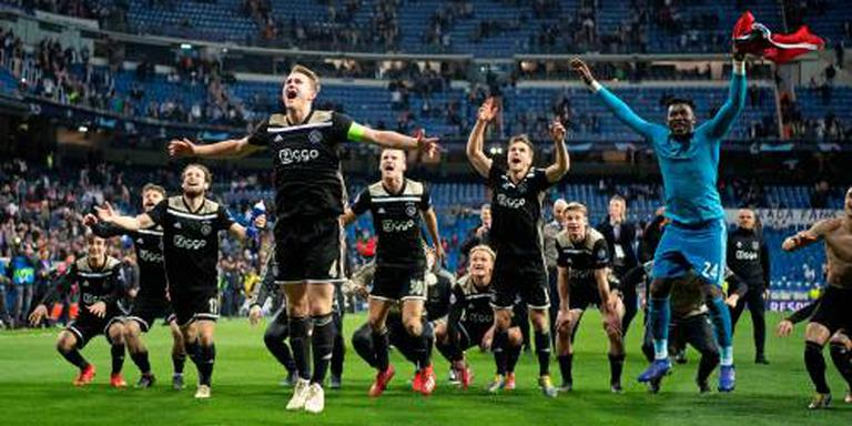 Ajax in koker voor loting kwartfinales CL
