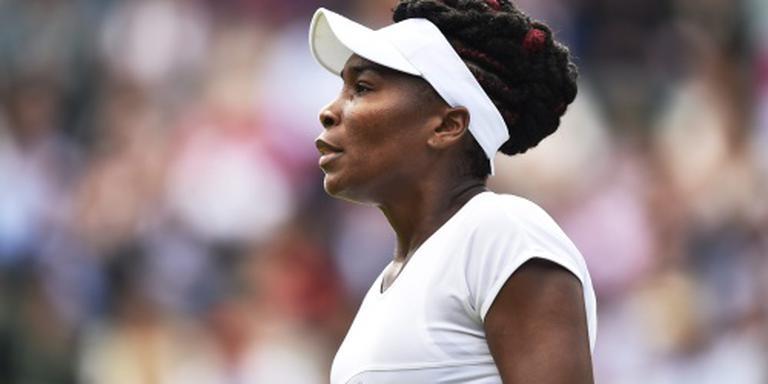 Venus Williams (36) kan het nog