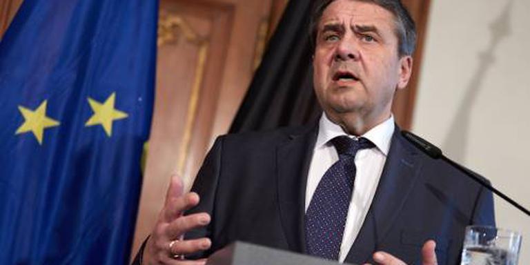 Gabriel niet in nieuwe Duitse regering