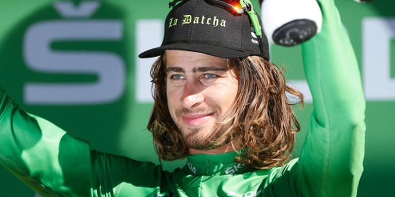 Sagan wint ook in Bern