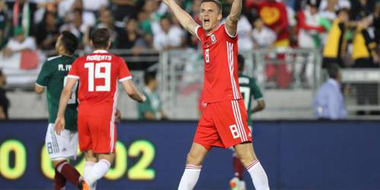 Mexico blijft steken op 0-0 tegen Wales