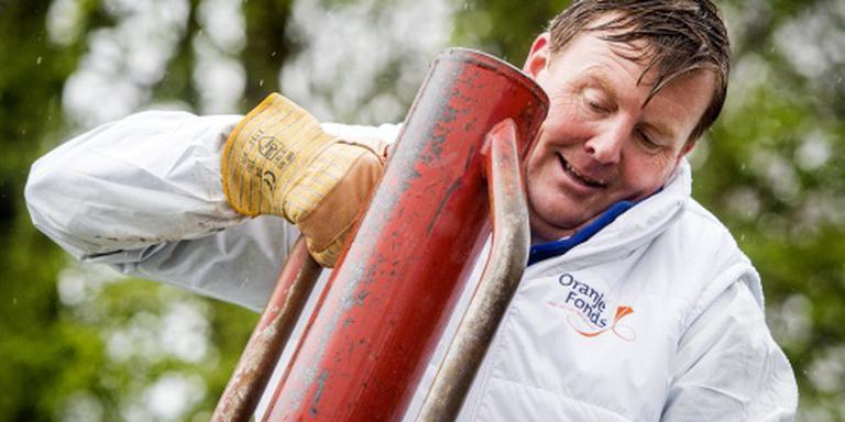 Record aan klussen en vrijwilligers NLdoet