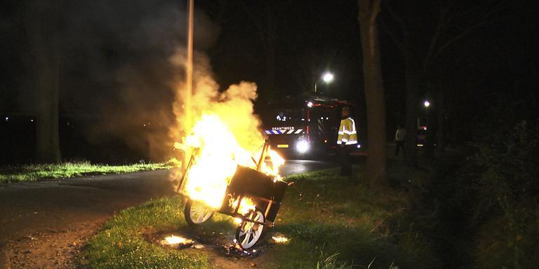Weer twee aanhoudingen rond branden Hoogeveen