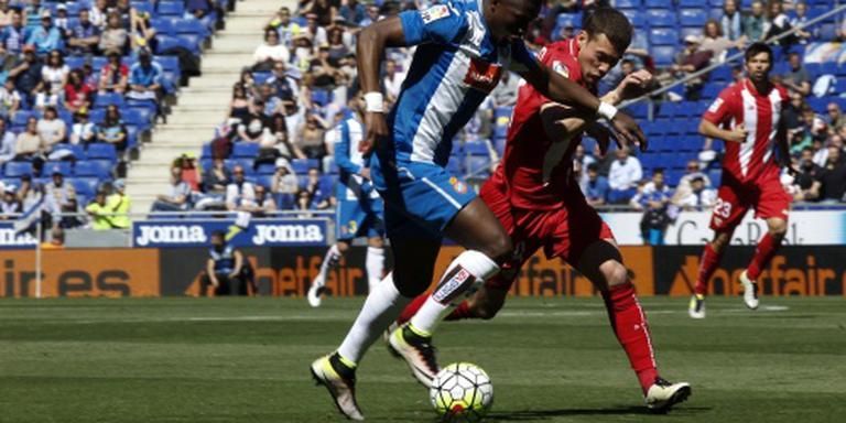 Sevilla onderuit bij Espanyol