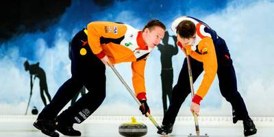 Italië bezorgt curlingmannen valse EK-start