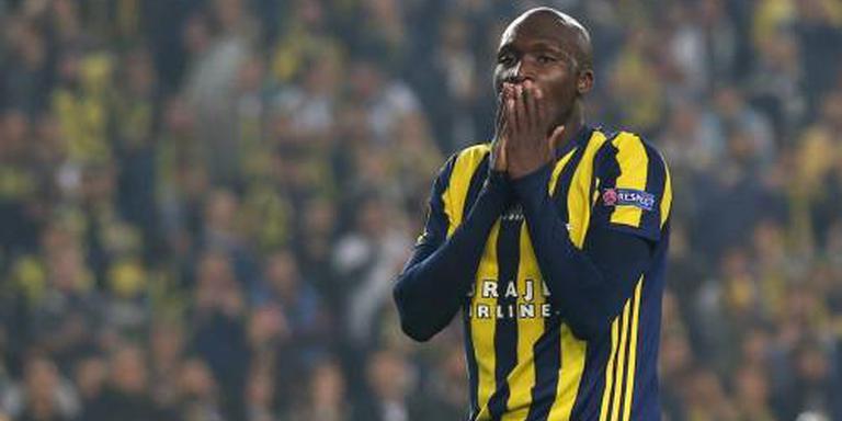Fenerbahçe verkleint achterstand dankzij Sow