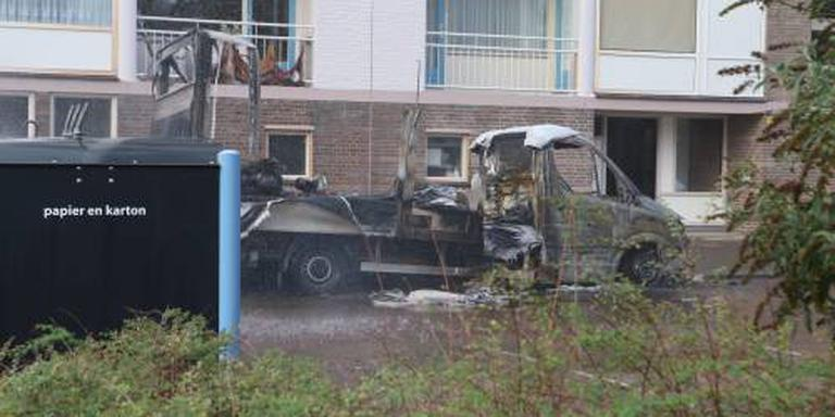 Bodemsanering in woonwijk na brand drugsafval