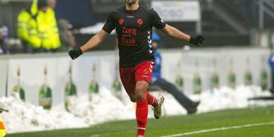 FC Utrecht wint met 3-2 in Heerenveen