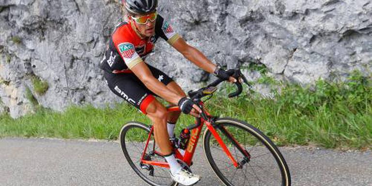 Van Avermaet wint op dam in Oman