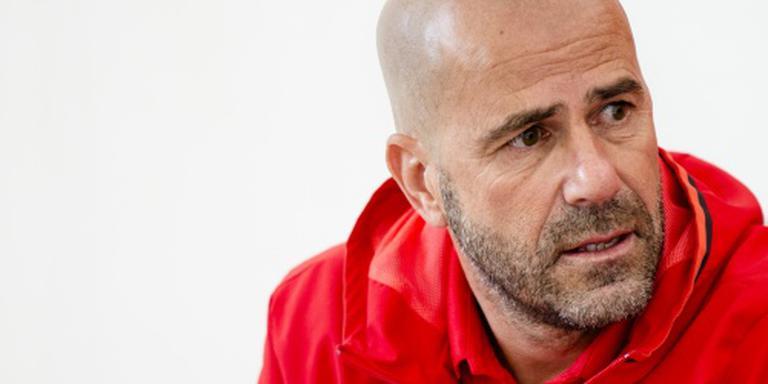 Bosz: Ajax moet rust in stadion afdwingen