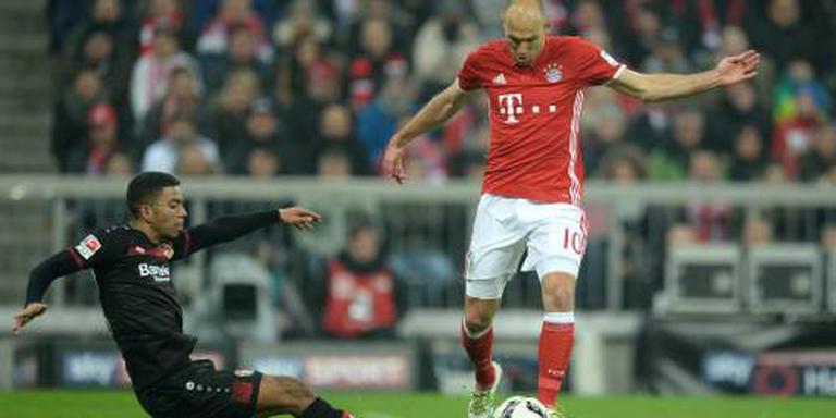 Bayern blijft in spoor van RB Leipzig