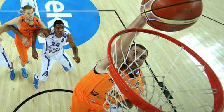 Basketballer Norel stopt bij Oranje