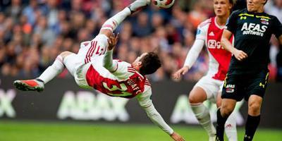 Ajax zonder Tagliafico tegen Heerenveen