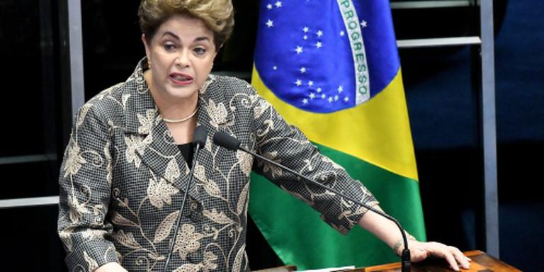 Braziliaanse president Dilma Rousseff afgezet