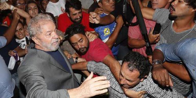 Ex-president Brazilië blijft in gevangenis