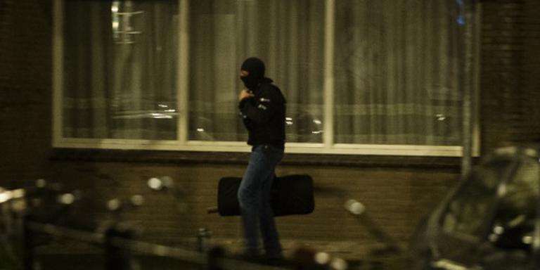 Weer inval in Rotterdam in onderzoek terreur