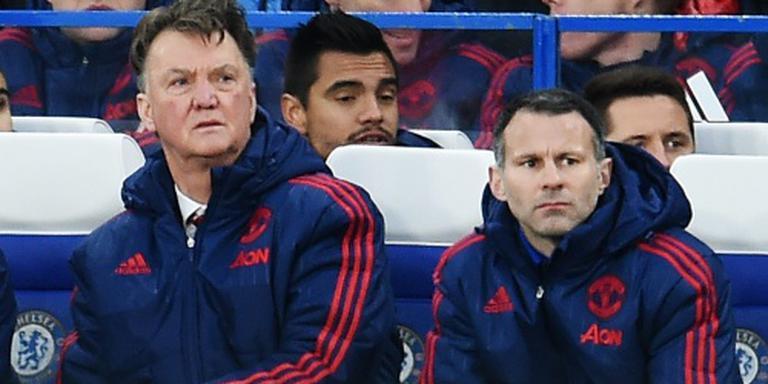 Van Gaal denkt niet dat Mourinho benaderd is