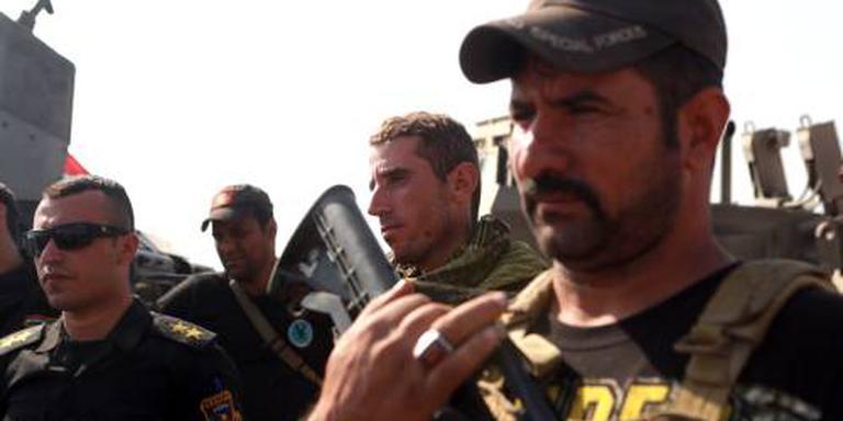 Overleg over Mosul zonder Irak en Turkije