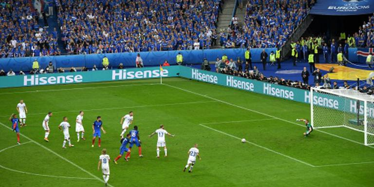 Spelers stellen bondscoach IJsland teleur