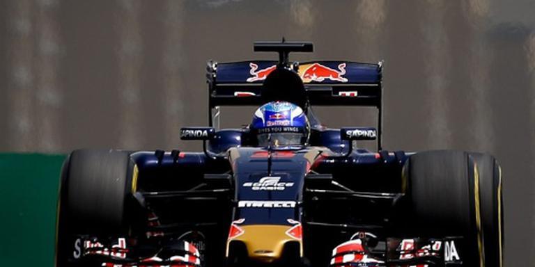 Pole voor Rosberg, Verstappen negende